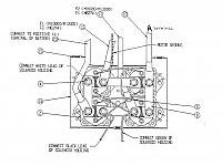 Warn Solenoid Wiring Diagram How To Wire Up A Warn M8000 Winch With Four Solenoids Sharedw Org Winch Solenoid Diagram Electrical Wiring Diagram