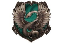 ✴SLYTHERCLAW+horned serpant✴
