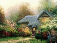 Fan of Thomas Kinkade
