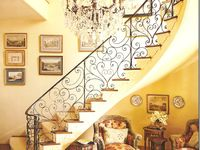 interior and exterior design and products for the home.