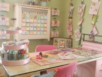 office/craft rooms