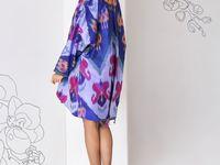 Fashion in Uzbek style