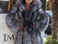 Silverfox furs coat, jackets and vests!