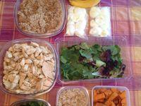 Weekly meal prep!!!