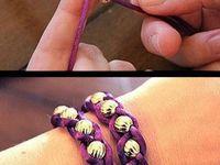 New ideas (braceletes)