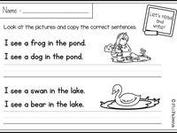 Atividades pré-escolares