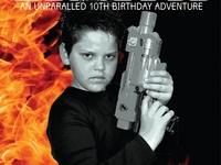 My Son's 10th Birthday