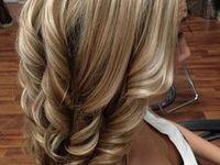 matu krāsas, griezumi
