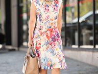 vestido floris