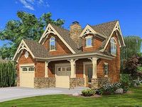 17 best images about carriage house on pinterest for Craftsman carriage house plans