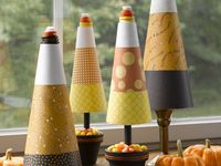 Fun crafts and food for the fall.