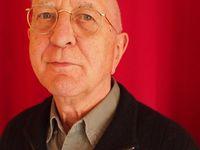 Len Deighton / Images relating to the life and works of author Len Deighton