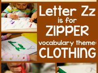 Printable's to help you teach your tot the letters in the alphabet.