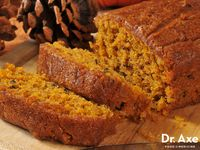 ... | Gluten Free Pumpkin Bread, Potato Pancakes and Mozzarella Sticks