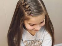 You Can Learn This Hairstyle Video Side Ponytail Hairstyles Long Hair Styles Braided Hairstyles
