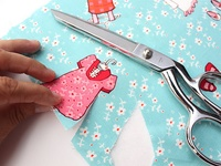 lovely inspirations and patterns with some sewing help