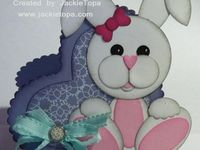 Scrapbook-Easter Cards