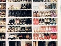 Inspiration for new closet.