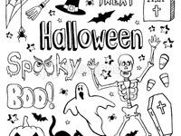 Doodle pages