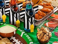 Football/Tailgate/Game Day Parties~
