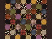 QUILTING - PLACEMATS, TABLETOPPERS & WALLHANGING