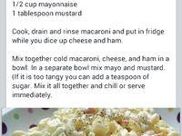salads/ vegetarian