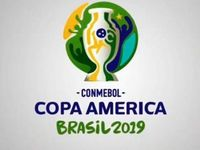 Copa America 2019 Brasil Logo World Cup Logo List Of Teams Uefa European Championship