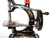 Les 52 meilleures images propos de jouets anciens sur for Machine a coudre king jouet