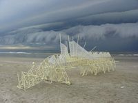 Theo Jansen movement artist