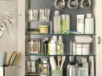 Organization, storage, neat and tidy, pulled together & everything in its place