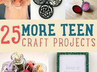 teen/tween crafts