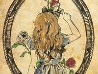 Alice in wonderland+others