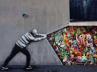 Street Art & Urban Design