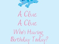 Eli's Third Birthday