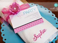 Let the Festivities Begin...Awesome Party Ideas!