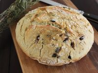 ... - Bread on Pinterest   Rosemary Bread, Breads and Peasant Bread