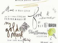 Design {Typography/Lettering}