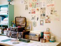 Studios and studio ideas