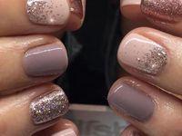 Nails............ / and makeup
