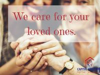 Home care / Love begins by taking care of the closest ones- The ones at home