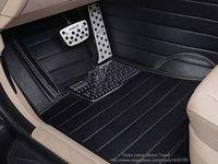 Coverking Custom Fit Front Floor Mats for Select Pontiac G8 Models Nylon Carpet Black