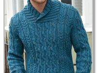 knit for man