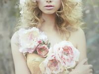 ♔ Flowered