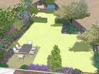 100+ Triangular Garden Ideas In 2021 | Garden Design, Landscape Design, Backyard Landscaping