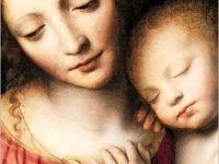 Our Lady's portraits