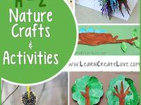 Nature Arts & Crafts