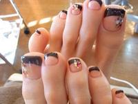 Nail designs/ mani, pedi
