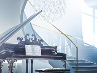 Beautiful & Emotional Piano Spotify Playlist / An Spotify playlist featuring just beautifully played piano works, nothing else.