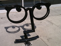 Bike racks on pinterest enlarge photos portland and portland oregon