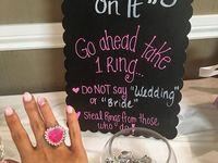 Emily's Wedding Events!